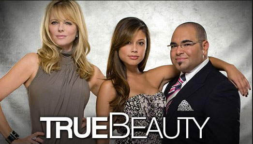 these are the judges from the show True Beauty